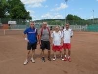 Meisterschaft Herren +45 - Hausbrunn