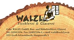 Tischlerei & Glaserei Walzl